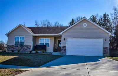 Franklin County Single Family Home For Sale: 2189 Meadow Grass Drive