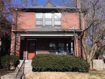 University City Single Family Home For Sale: 7023 Pershing Avenue