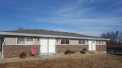 De Soto Multi Family Home For Sale: 413 North 9th