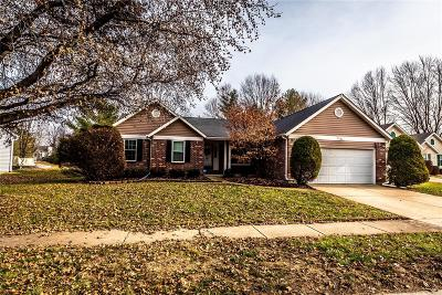 Single Family Home Active Under Contract: 813 Keeneland Road
