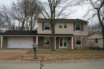 Single Family Home For Sale: 5730 Lost Brook
