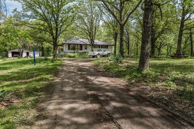 De Soto Single Family Home For Sale: 12600 Chilton Hills
