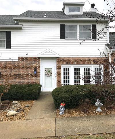 Washington Single Family Home For Sale: 212 Carriage Court