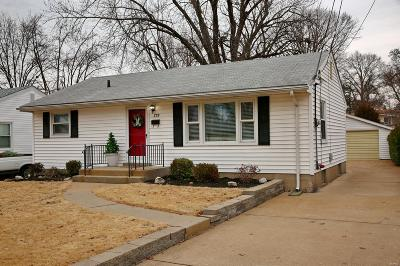Florissant Single Family Home Option: 775 Harrison Street