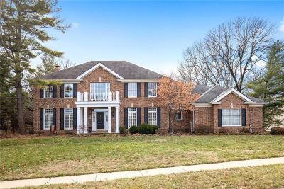 Wildwood Single Family Home For Sale: 17702 Drummer Lane