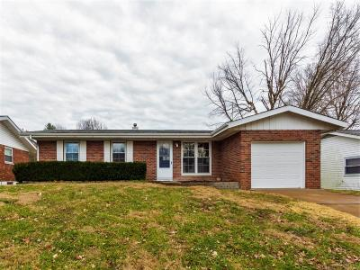 Fairview Heights Single Family Home Option: 215 North Point Road