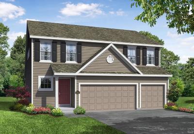 O'Fallon Single Family Home For Sale: 1 Tbb - Edison @ Riverdale
