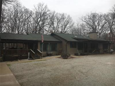 Monroe County, Ralls County Single Family Home For Sale: 45364 Black Oak Lane