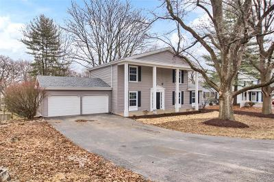 Chesterfield Single Family Home Active Under Contract: 224 Crownridge Drive