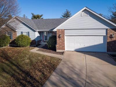 St Peters Single Family Home For Sale: 8200 Bristol Valley Drive