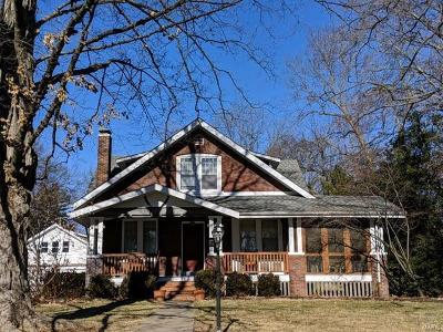 Belleville Single Family Home Option: 31 Signal Hill Boulevard