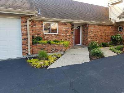 Florissant Condo/Townhouse For Sale: 3612 Candlewyck Club Drive #F