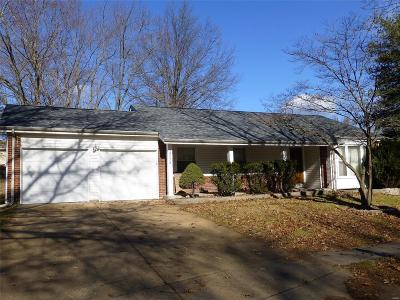 Single Family Home For Sale: 12775 Highstone Drive