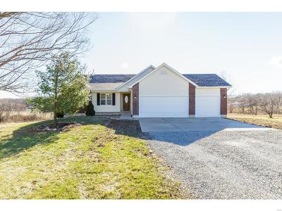 Lincoln County, Warren County Single Family Home For Sale: 60 Morgan Valley Lane