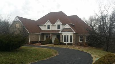 Single Family Home For Sale: 5510 Pine Wood Forest