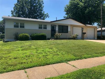 Florissant Single Family Home For Sale: 1370 Bluebird