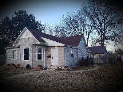 Caseyville Single Family Home For Sale: 417 South First Street
