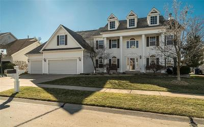Single Family Home Active Under Contract: 323 Bluff View Circle