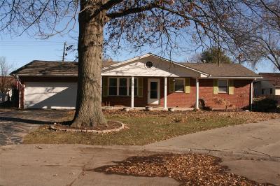 Granite City Single Family Home For Sale: 133 Riviera Drive