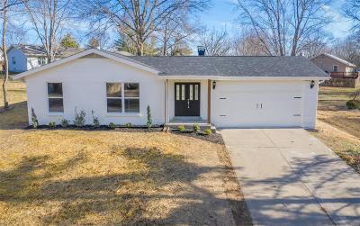 Lake St Louis Single Family Home For Sale: 64 Normandy