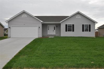 Lincoln County, Warren County New Construction For Sale: 617 Gandalf Lane