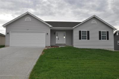 Lincoln County, Warren County New Construction For Sale: 713 Aragorn Lane
