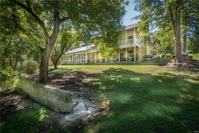 Marthasville Farm For Sale: Hwy Tt Stone Ledge Farm