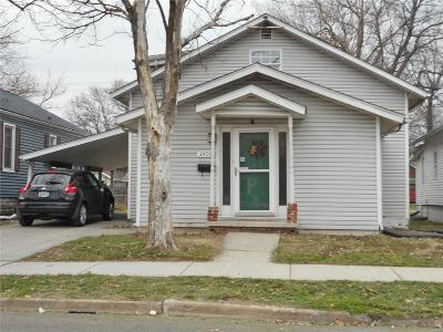 Granite City Single Family Home For Sale: 2409 East 25th Street