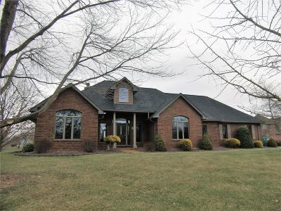 Smithton Single Family Home Active Under Contract: 5124 White Oak Drive