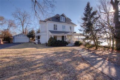 Alton Single Family Home For Sale: 463 Bluff Street