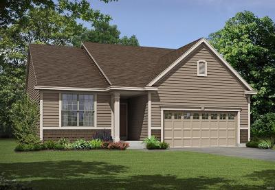 Wentzville Single Family Home For Sale: 1 Tbb-Geneva @ Copper Creek