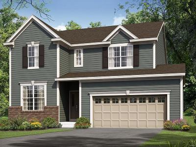 Wentzville Single Family Home For Sale: 1 Tbb Bristol @ Copper Creek