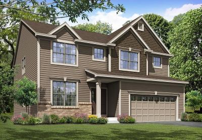 Wentzville Single Family Home For Sale: 1 Tbb-Breckenridge @copper Creek