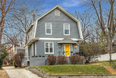 University City Single Family Home For Sale: 425 North Hanley Road