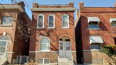 St Louis City County Multi Family Home For Sale: 5425 South Broadway Avenue