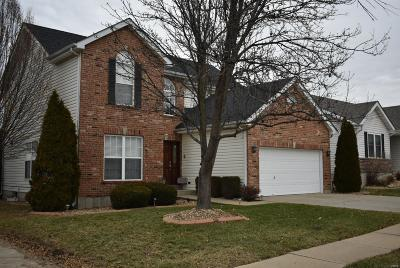 O'Fallon Single Family Home Contingent No Kickout: 603 Midland Drive