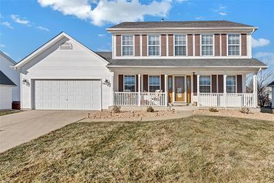 Single Family Home For Sale: 15 Cherokee Sunset Court
