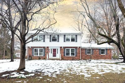 St Louis County Single Family Home For Sale: 425 Shadybrook Drive