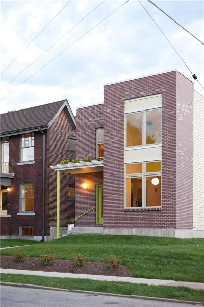 St Louis New Construction For Sale: 4212 McRee Avenue #TBB