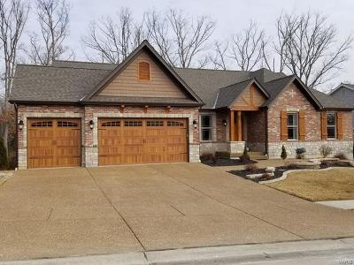 Wentzville Single Family Home For Sale: 222 Redmond Pines Drive