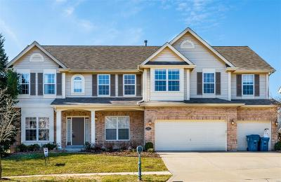 Chesterfield MO Single Family Home For Sale: $619,000