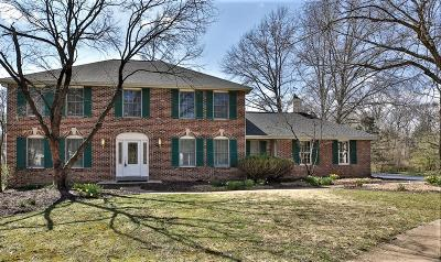 Chesterfield Single Family Home For Sale: 14931 Greenleaf Valley Drive