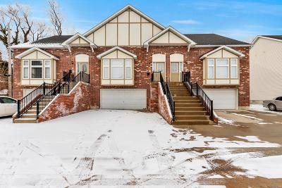 St Louis Single Family Home For Sale: 9 Cabanne Townhome Drive