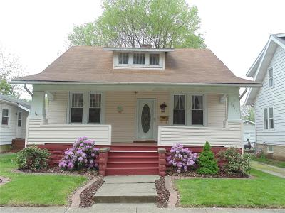 Madison County Single Family Home For Sale: 1312 Laurel Street