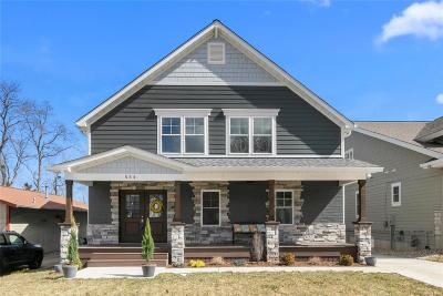 St Louis New Construction For Sale: 554 Andrews Avenue