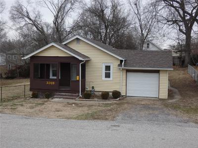 Alton Single Family Home For Sale: 3318 Fernwood Avenue