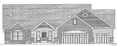 Lake St Louis Single Family Home For Sale: 116 Eagle Estates Drive