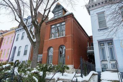 Lafayette Square Single Family Home For Sale: 1821 Lafayette Avenue