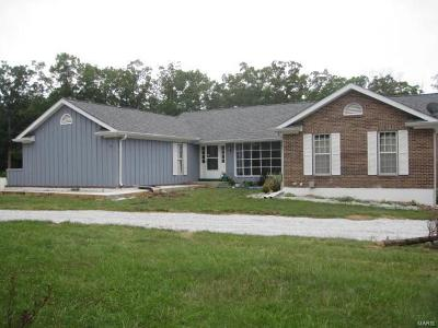 Lincoln County, Warren County Single Family Home For Sale: 28 Hawthorne Drive