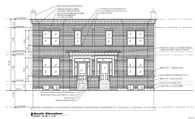 St Louis New Construction For Sale: 4261 Westminster Place